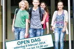 Advertentie aankondiging Open Dag